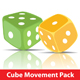 Dice Game Cube Pack - GraphicRiver Item for Sale