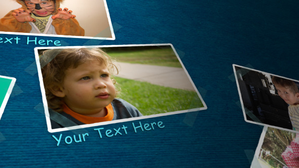After Effects Project - VideoHive Photo Slide 2889529