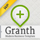 Granth - Modern Business WordPress Template - ThemeForest Item for Sale