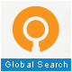 Global Search Listing Logo template - GraphicRiver Item for Sale