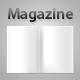 Open Magazine Mockup - GraphicRiver Item for Sale