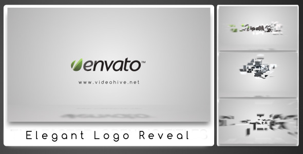 After Effects Project - VideoHive Elegant Logo Reveal 2892546