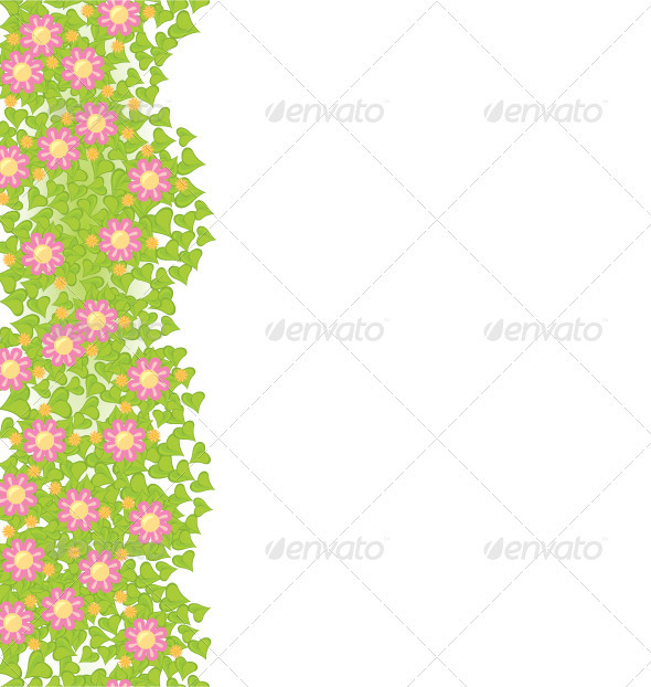 Decorative Seamless Element  - Textures / Fills / Patterns Illustrator