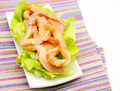Smoked Salmon Salad - PhotoDune Item for Sale