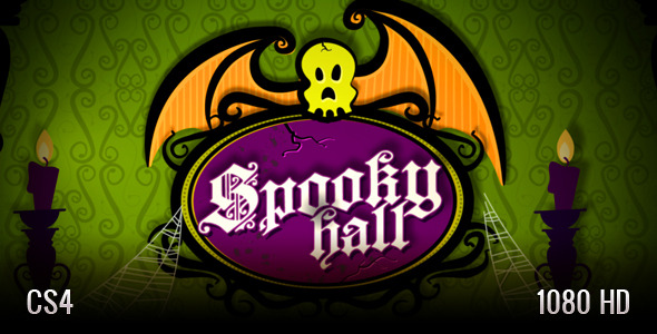 Spooky Hall Slideshow