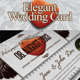 Elegant Wedding Card - GraphicRiver Item for Sale
