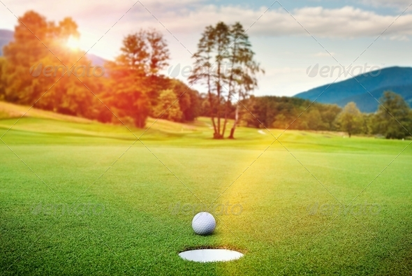 Golf - Stock Photo - Images