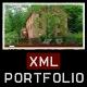 XML Portfolio Template - ActiveDen Item for Sale