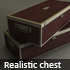 Realistic chest