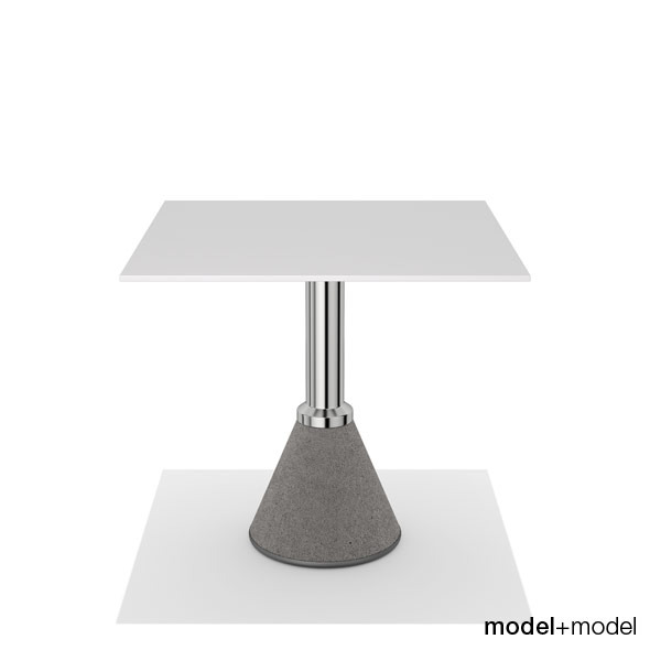 Magis Table_One Bistrot - 3DOcean Item for Sale