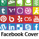 Social Network Addict - Facebook Timeline Cover - GraphicRiver Item for Sale