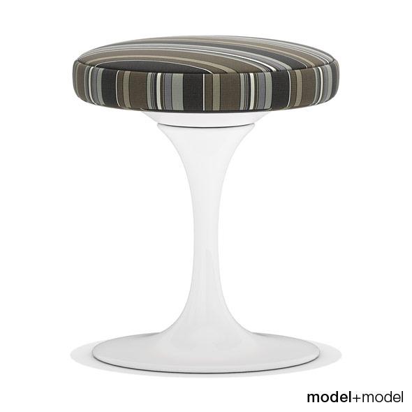 3DOcean Knoll Tulip stool 305184