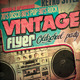 Vintage Flyer Template - GraphicRiver Item for Sale