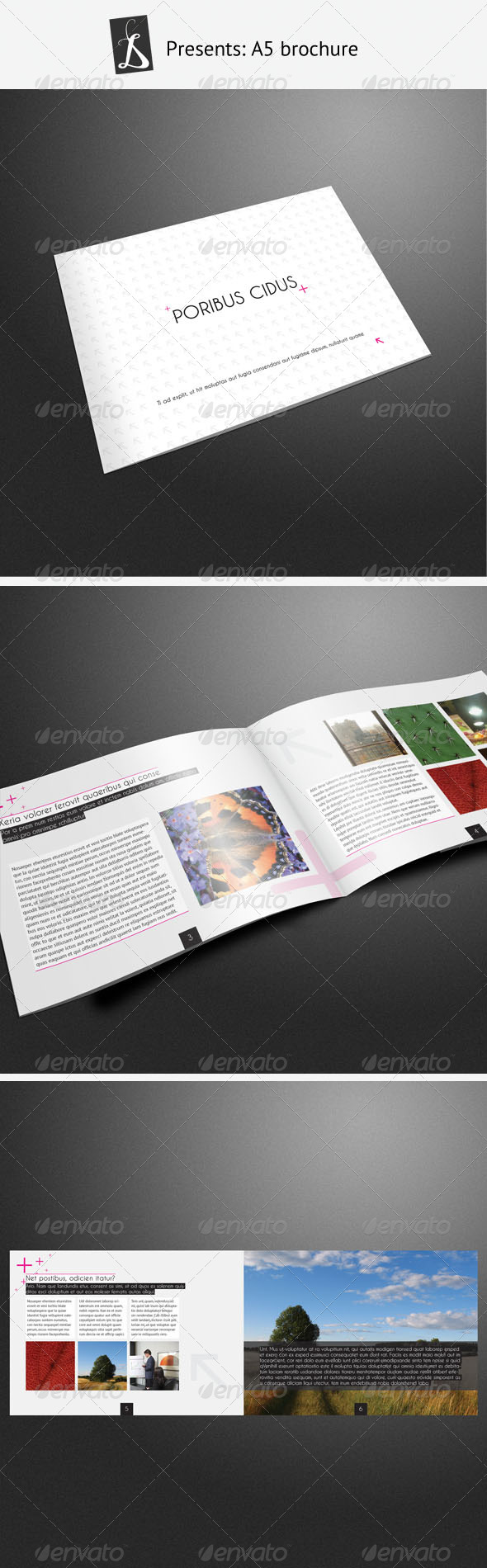 A5 Brochure 5 - Corporate Brochures