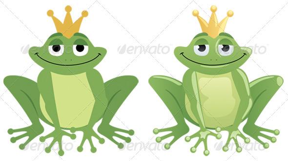 GraphicRiver Frog Prince 85076