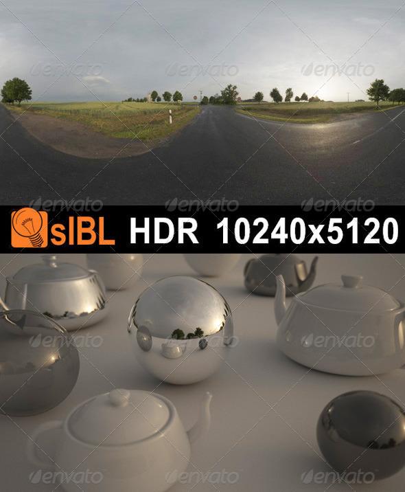 HDR 061 Road Dawn sIBL