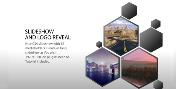 VideoHive Slideshow and Logo Reveal 2903501