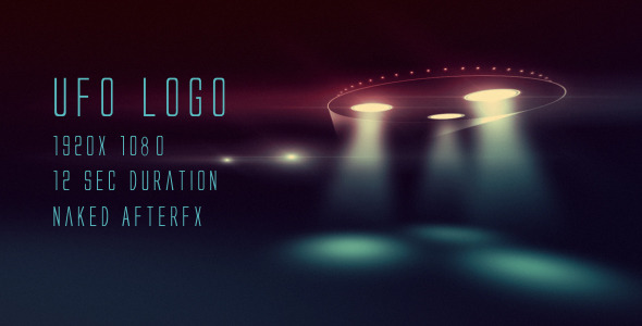 VideoHive UFO logo 2903562