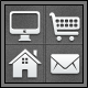 50 Business and Ecommerce Icons - GraphicRiver Item for Sale