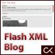 Flash News XML Blog - ActiveDen Item for Sale