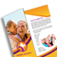 Modern Ministry Tri-fold Brochure - GraphicRiver Item for Sale