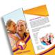 Modern Ministry Tri-fold Brochure - GraphicRiver Item for Sale