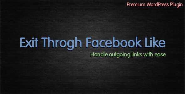 Download Exit Through Facebook Like nulled download
