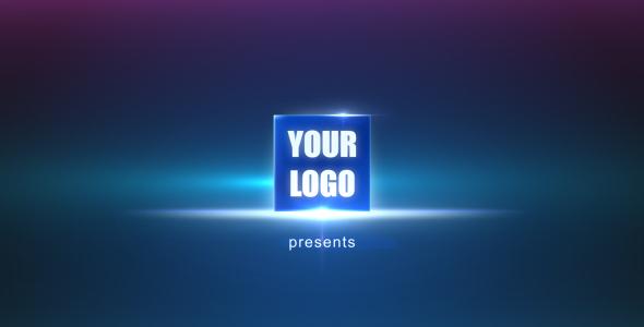 Square Logo Intro