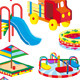 Child playground set - GraphicRiver Item for Sale