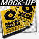 Mock Up For Flyer / Poster / Images - GraphicRiver Item for Sale