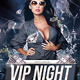 Vip Night Party Flyer Template - GraphicRiver Item for Sale