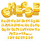 Download Vector Cheese font