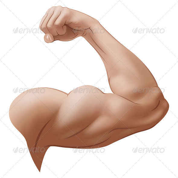 Man's Arm - Miscellaneous Vectors