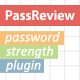PassReview - password strength audit plugin.