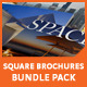 Square Brochures Bundle Pack - GraphicRiver Item for Sale