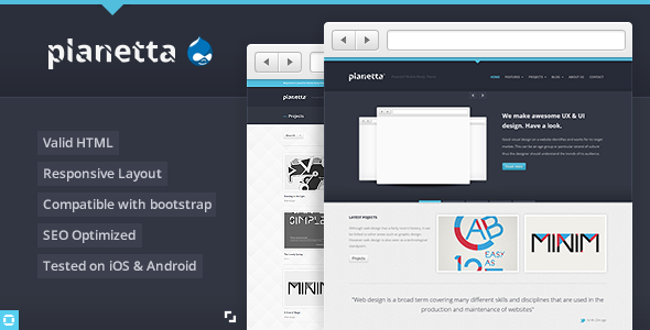 Planetta Best responsive drupal theme,best free drupal theme, best drupal 7 theme,Premium drupal theme,drupal theme,best free drupal theme,free business drupal theme,creative drupal theme, best drupal developers,best drupal website,best mobile website design,best drupal designs