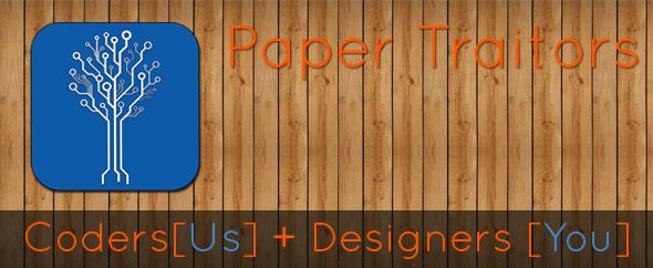 Papertraitorslogo