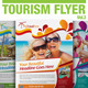 Tourism Flyer Vol.3 - GraphicRiver Item for Sale