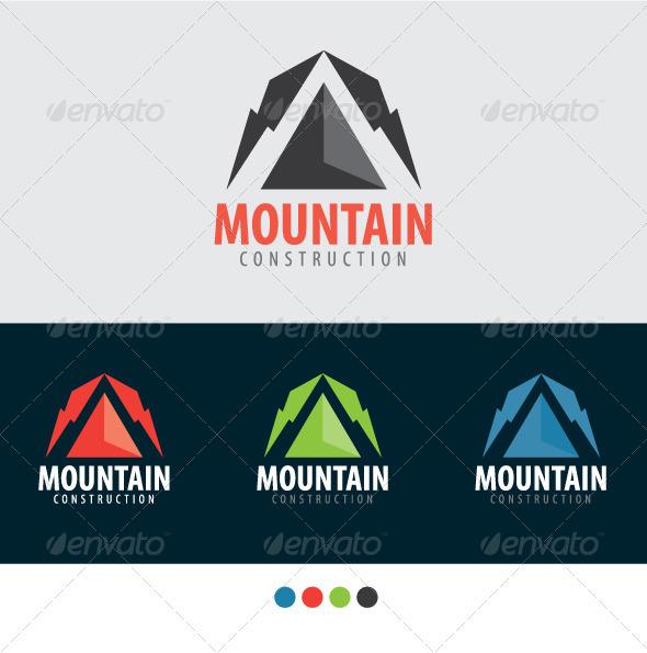 GraphicRiver MOUNTAIN CONSTRUCTION 2915379