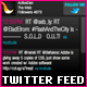 Twitter Status Feed for AS3 - ActiveDen Item for Sale
