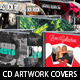 Pro CD Artwork Bundle Package V.1 - GraphicRiver Item for Sale