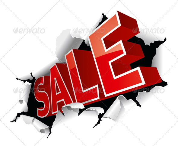"""Sale"" Inscription - Concepts Business"