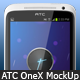 ATC One X Smartphone Mock Up - GraphicRiver Item for Sale
