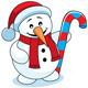Little Snowman - GraphicRiver Item for Sale