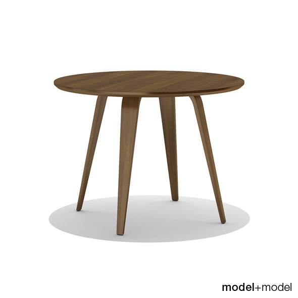 Cherner Round And Oval Tables By Modelplusmodel 3DOcean