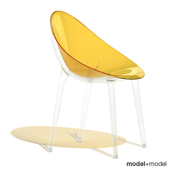 3DOcean Kartell Mr Impossible chair 305585