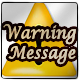 Warning Message For Powerful Exchange System