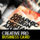 Creative Pro Designer Business Cards PSD Template - GraphicRiver Item for Sale