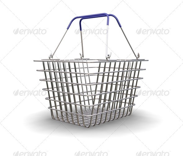 GraphicRiver Shopping basket 305703