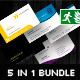 DOA 5 Business Card Bundle - GraphicRiver Item for Sale